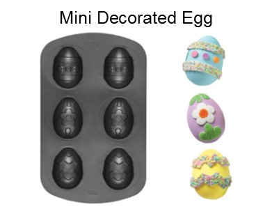 Mini Decorated Egg