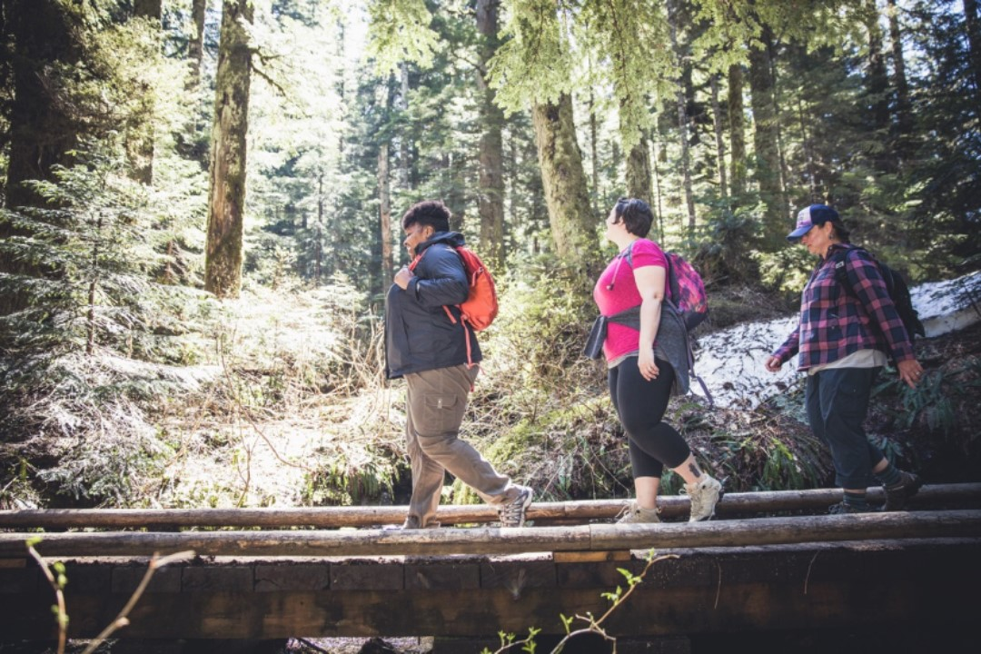 REI Hiking Basics