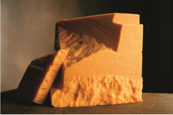 cheddar cheese credit: Dairy Farmers of Wisconsin
