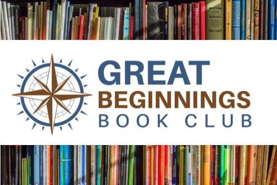 Graphic: Great Beginnings Book Club At the Oregon Public Library