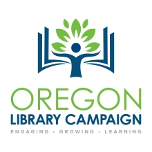Oregon library campaign