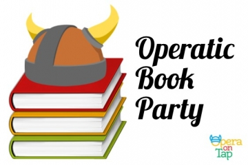 Operatic Book Party presented by Opera On Tap